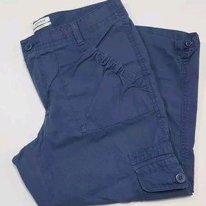 Dockers Cargo Capri Pants Favorite Fit size 6